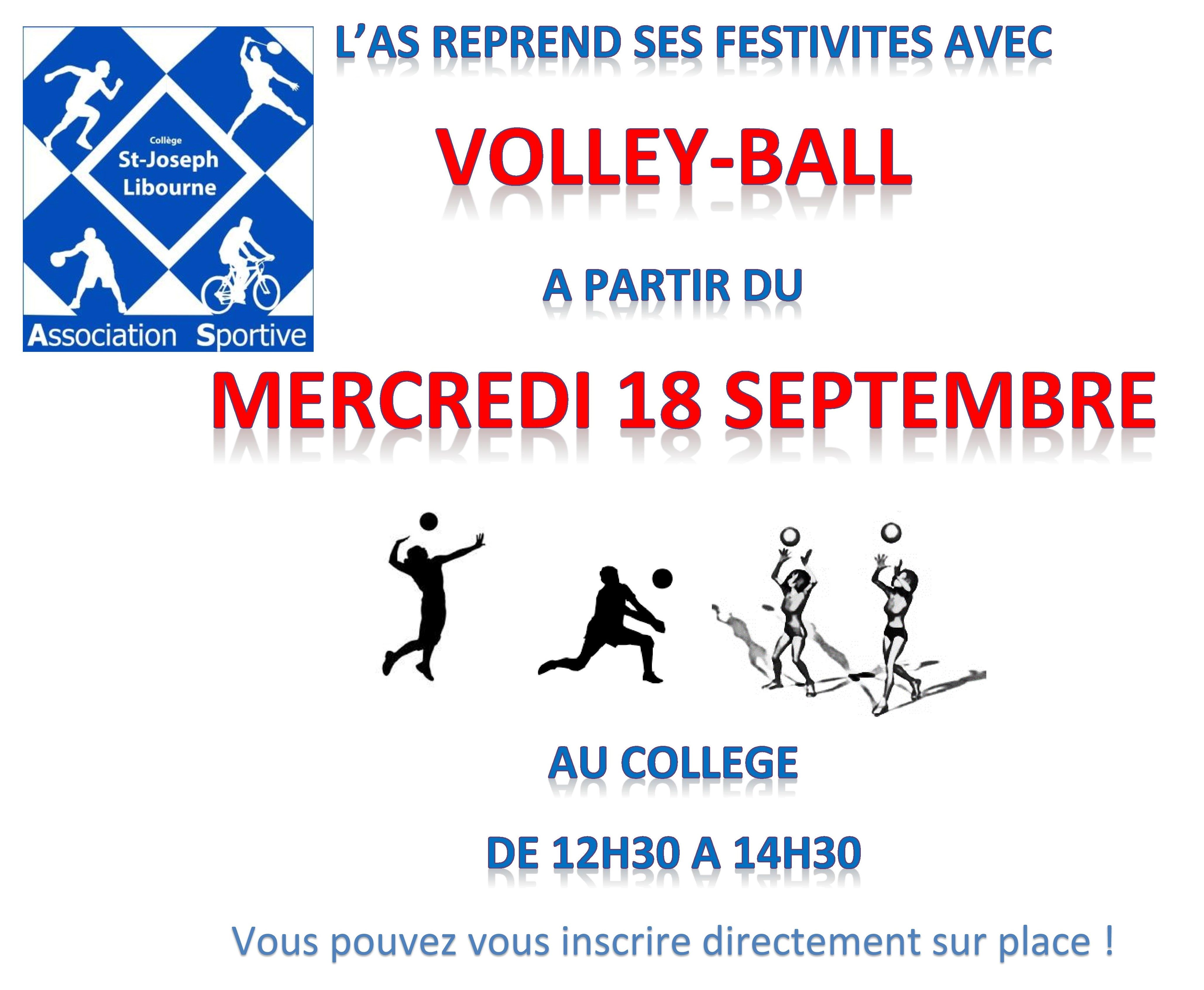 Lire la suite : UGSEL Volley ball